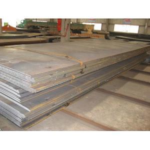 China Canalisez la plaque d'acier, Spéc. 5L, X42, X60, X70, X80 d'api on sale