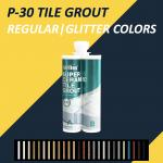 Professional Waterproofing Shower Tile Grout Glitter Bright Color