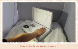 China Latest 42reports Quantum magnetic resonance health analyzer with high quality and best pri on sale
