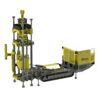 Quick Turnaround Boxhole Boring Machine Automatic Rod Loader System For Slot Hole