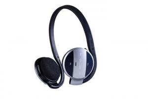 China Iphone / Ipad / PC / PDA Waterproof Sport Bluetooth Stereo Headset With CSR BC8645 chip on sale