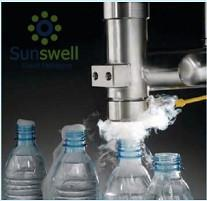 China Automatic 3kw Liquid Nitrogen Dosing Machine Electric Driven For Beverage on sale