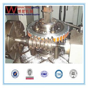 China Custom Standard or Non-Standard CNC Machining Precision Worm Gear and Worm made by whachinebrothers ltd on sale