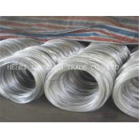 China Hot Dipped Galvanized Iron Wire 0.3mm - 13mm Diameter For Building Material on sale
