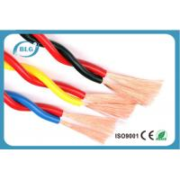 China Shielded 12 Gauge Insulated Copper Wire For Commercial Building Heat Resistant on sale