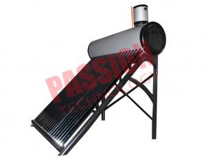 China Compact Low Pressure Solar Water Heater , Solar Hot Water Heater Homemade on sale