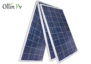 China 12V Battery Polycrystalline Solar Panel Wind Resistance For Street Light System on sale