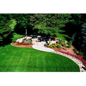 China SGS artificial lawn used for landscaping on sale