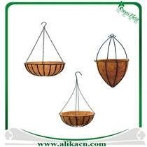 China Wire Hanging Grow Basket on sale