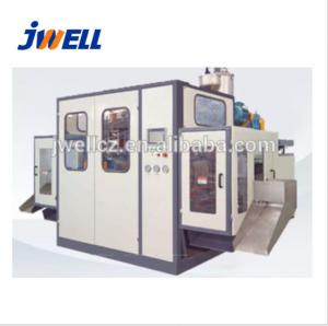 China Uniform Clamping  Blow Moulding Machine Double Station Multi Function on sale
