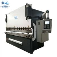 Lower Price 100ton 2500mm CNC Stainless Steel Bending Machine/cnc press brake machine
