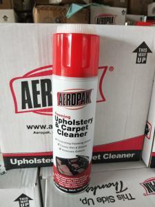 China Aerosol Cleaner Spray Foam Cleaner , Car Dashboard Polish Products LPG Propeller on sale
