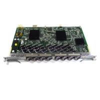Durable 10G Epon Olt ZTE ETTO 8 Ports Board With 8 Epon Sfp Modules For C300 C320