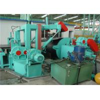 5-20 Strips Steel Slitting Line , Sheet Metal Slitter Machine Ф280mm Blade Shaft High Safety