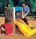 Customized Outdoor Plastic Toy with Inported Engineering Plastic Powder A-19503