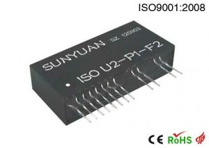 China 4-20mA Current Voltage Analog Frequency Converter , Signal Isolated Transmitter on sale