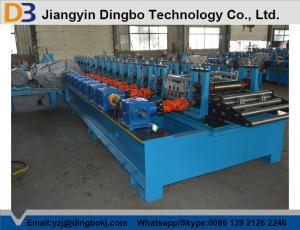 China Photovoltaic Stent Roll Forming Machinery , High Grade Sheet Metal Roll Former on sale