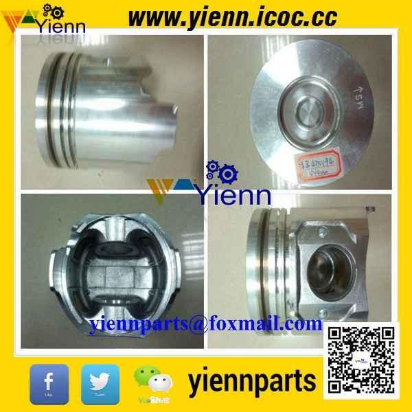 Yanmar 4TNV94 4TNV94L engine parts piston 129906-22080 piston ring