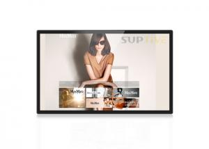 China Convenience Store Digital Signage / Ipad Kiosk Wall Mount Smart Design on sale