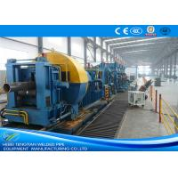 CS325 Pipe Cutting Saw Milling Type , Orbital Cold Cutting Pipe Equipment 2 Blades