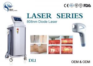 China Best Germany Bars 808nm Diode Laser Hair Removal Machine / 808nm Diode Laser Epilation on sale