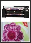 昇華ゆがみによって編まれる旗の印字機のデジタル印刷物機械