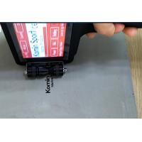 Smart Handheld Inkjet Printer 1.2mm-12.7mm Printing Height For Plastic Bag