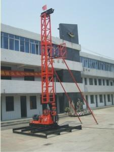 China Lifting Drilling Rods Core Drilling Tower on sale