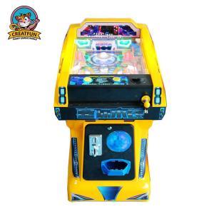 China Coin Operated Arcade Game Machines Arcade Pinball Machine High Temp Resistance on sale