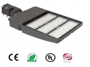 China 3000K 4000K 6000K LED Shoebox Light , 130LM / Watt Outdoor Led Pole Light on sale