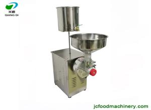 China small electric wet grain paste milk corn grinder/rice stone grinding machine on sale