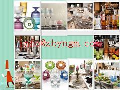 China 二重層のガラス コップ、ガラス ビン、ガラス瓶、ガラス マグ on sale