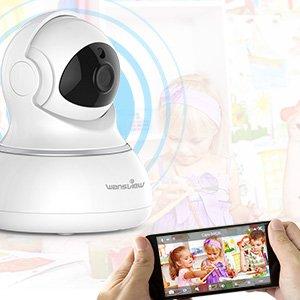 Survey monitoring mini ip wifi camera full hd wifi 2p2 wireless 2mp