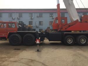 China 70 toneladas utilizaron la grúa Tadano TG-700E del camión 5684 horas de motor de Nissan on sale