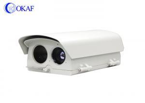 China Long Range Thermal PTZ Camera / Surveillance CameraOptional Lens IP / Analog Signal on sale