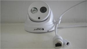 China High Resolution H.264 Megapixel IP Camera , 20m IR IP Camera Support NVR , ONVIF2.0 on sale