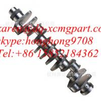 Crankshaft Std (D06A-101-30) D6114 Xcmg Spare Parts