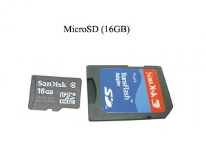 China MMC Flash Memory Card Micro SD Card 16GB for Video Game Audio Files Storage on sale