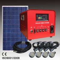 Home Solar System / Solar Home System / Solar System 40W With Hi-fi Loud Speaker and radio+cassette