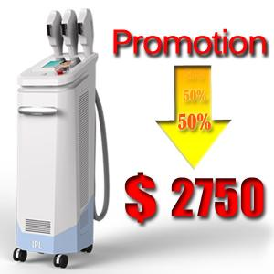 China ipl skin care system supplier / multifunctional IPL hair removal machine on sale