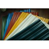 China DC51D+Z SGCC Hot Dip Galvanized Steel Sheet GI / HDGI Corrugated Metal Roofing Sheets on sale