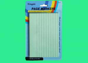 China Strong glue Paper Sticky Notes lined , funny office sticky notes on sale