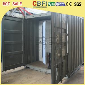 China -45 To 15 Degree Container Cold Room / Cold Storage Room Commercial  on sale