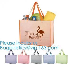 China Non Woven Tote Bag,Laminated Non Woven Bag Fashion Non Woven Fabric Shopping Bag Custom Logo Non Woven Bag Big Non Woven on sale