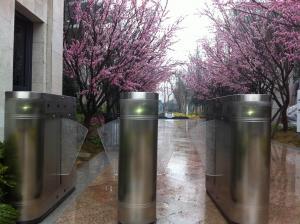 China YA-06-Chongqin Botanical Garden Gate Barrier Project  on sale