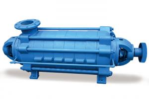 China Segmented Horizontal Multistage Centrifugal Pump With 6.3-450m3/h Flow Rate on sale
