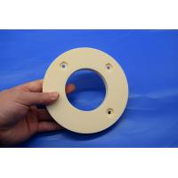 Custom Ceramic Seal Rings , 95% 99% 99.5% Alumina Ceramic Seal Face for Machinery Parts