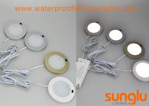 Quality 3W ABS Hand Waving Activated Kitchen Light 12V Motions Sensor for Furniture for sale