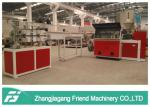 Three Layers Pvc Fiber Reinforced Hose Extrusion Line Weather Resistance