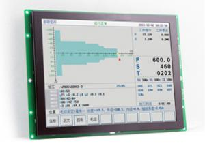 China 10.4 6 O'clock Smart Mobile LCD Module For Flat Knitting Machine on sale